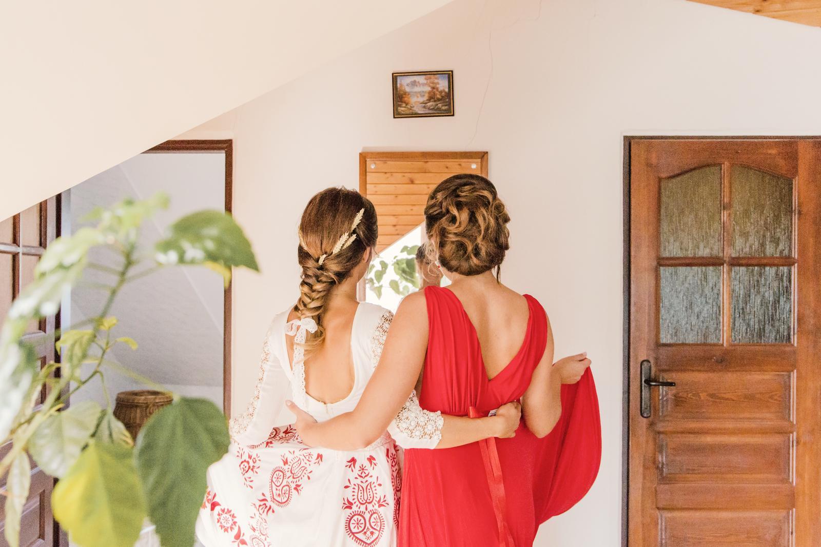 Svadba Majka a Vilko - Vinné 2018 - Obrázok č. 14