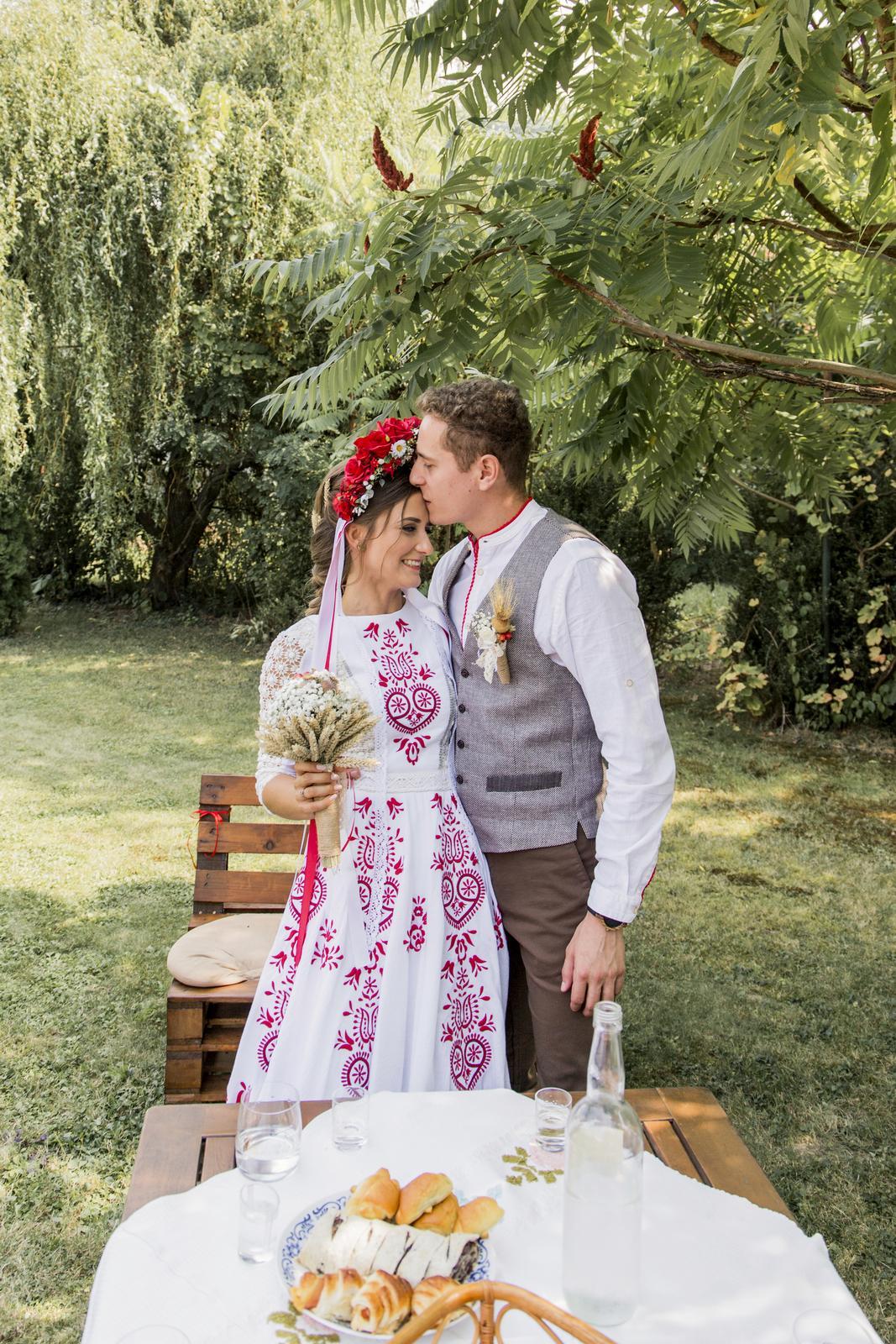 Svadba Majka a Vilko - Vinné 2018 - Obrázok č. 17