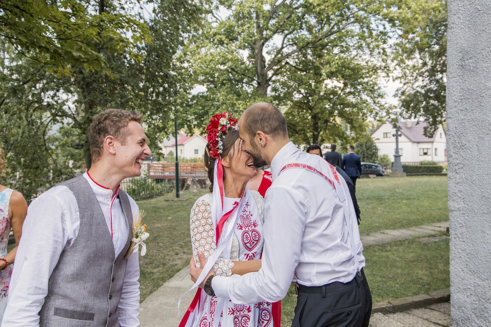 Svadba Majka a Vilko - Vinné 2018 - Obrázok č. 21