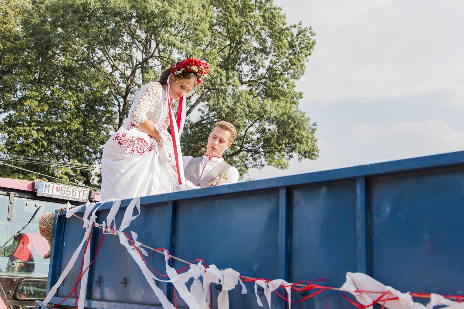 Svadba Majka a Vilko - Vinné 2018 - Obrázok č. 22