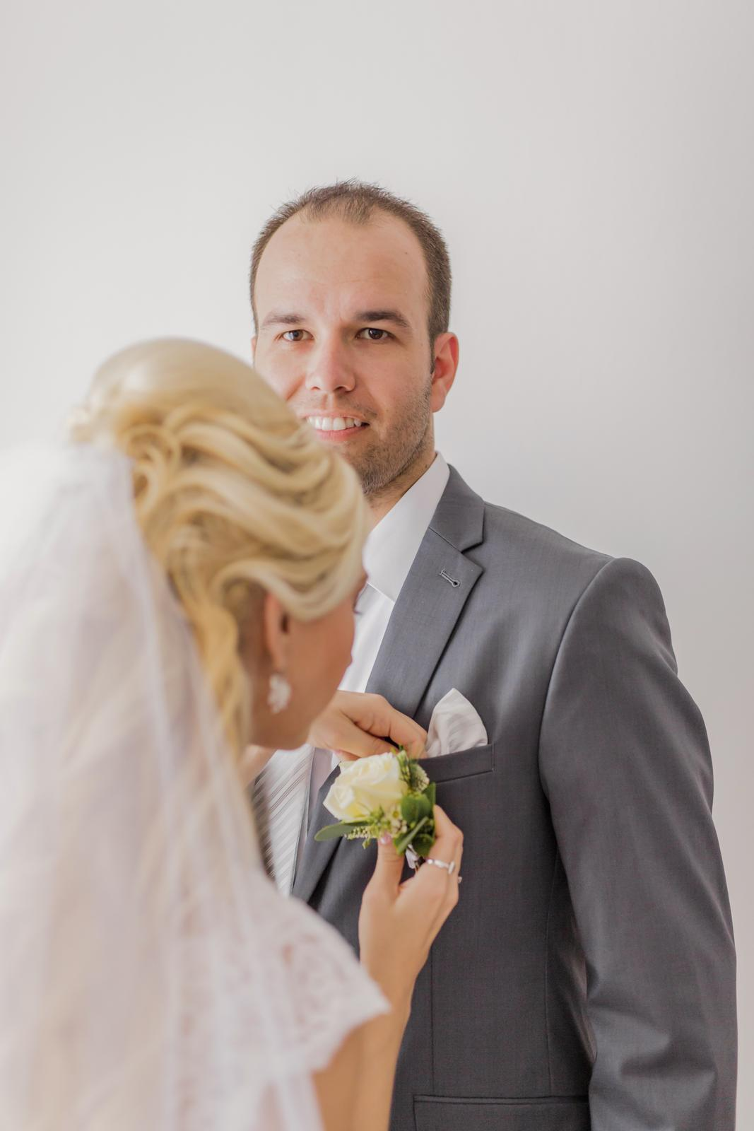 Barbara a Filip svadba Šírava 2018 - Obrázok č. 7