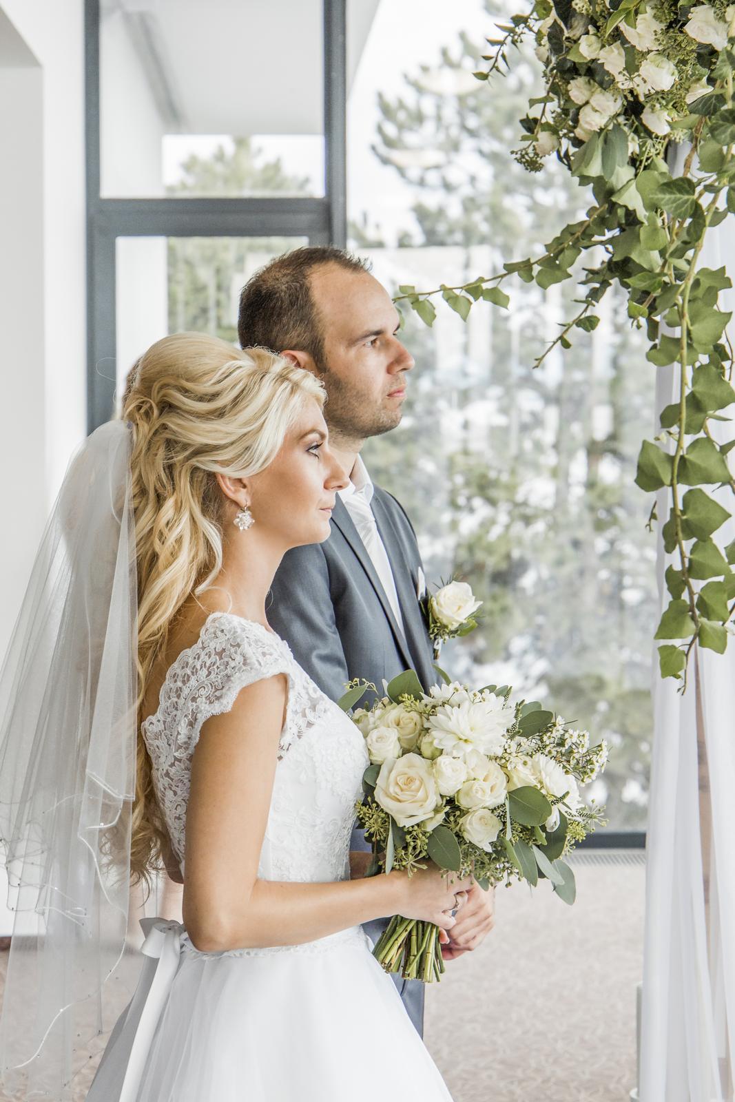 Barbara a Filip svadba Šírava 2018 - Obrázok č. 10
