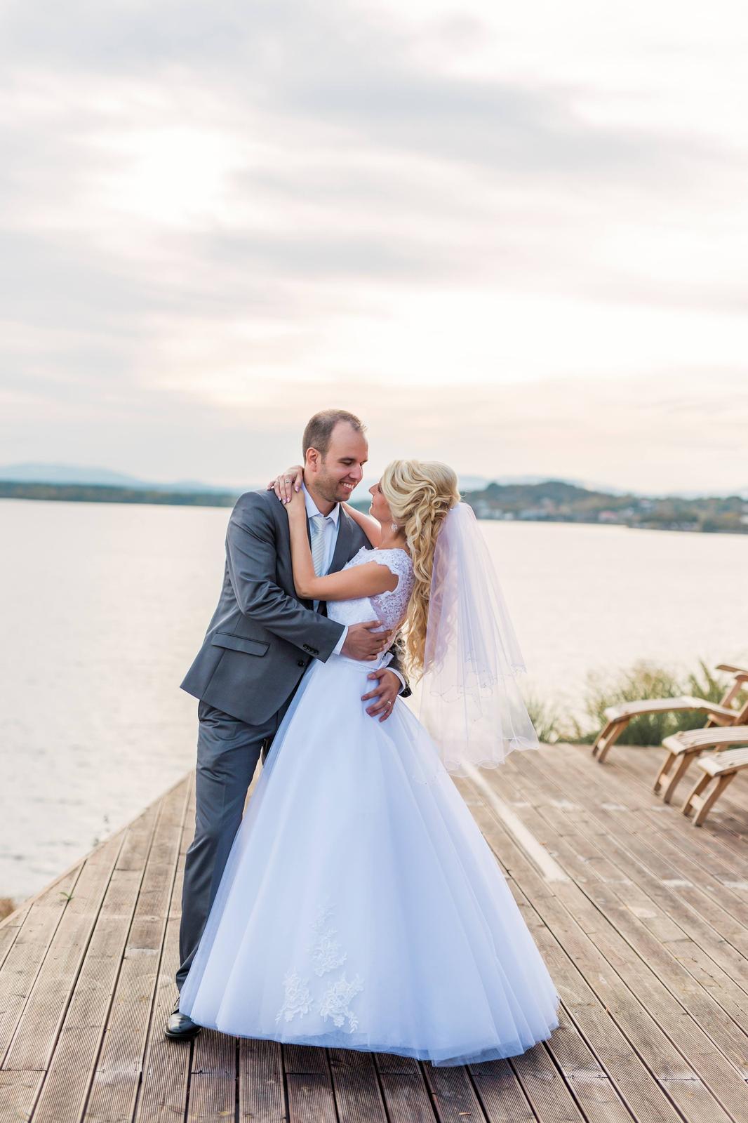 Barbara a Filip svadba Šírava 2018 - Obrázok č. 11