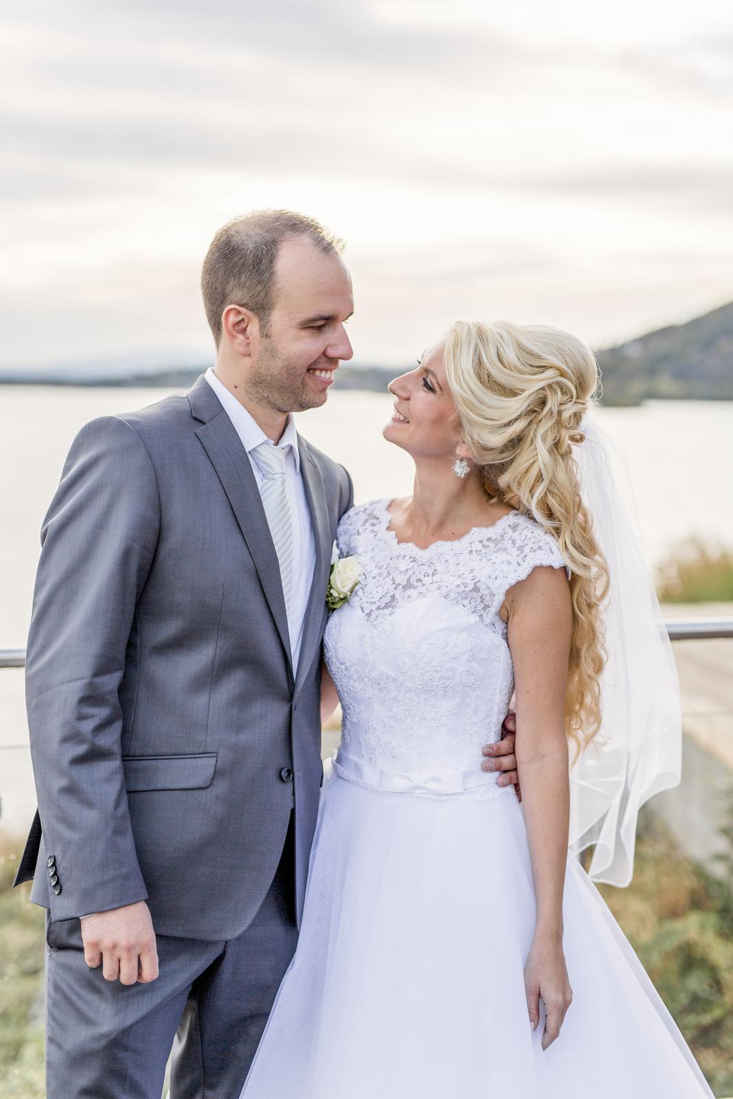 Barbara a Filip svadba Šírava 2018 - Obrázok č. 12
