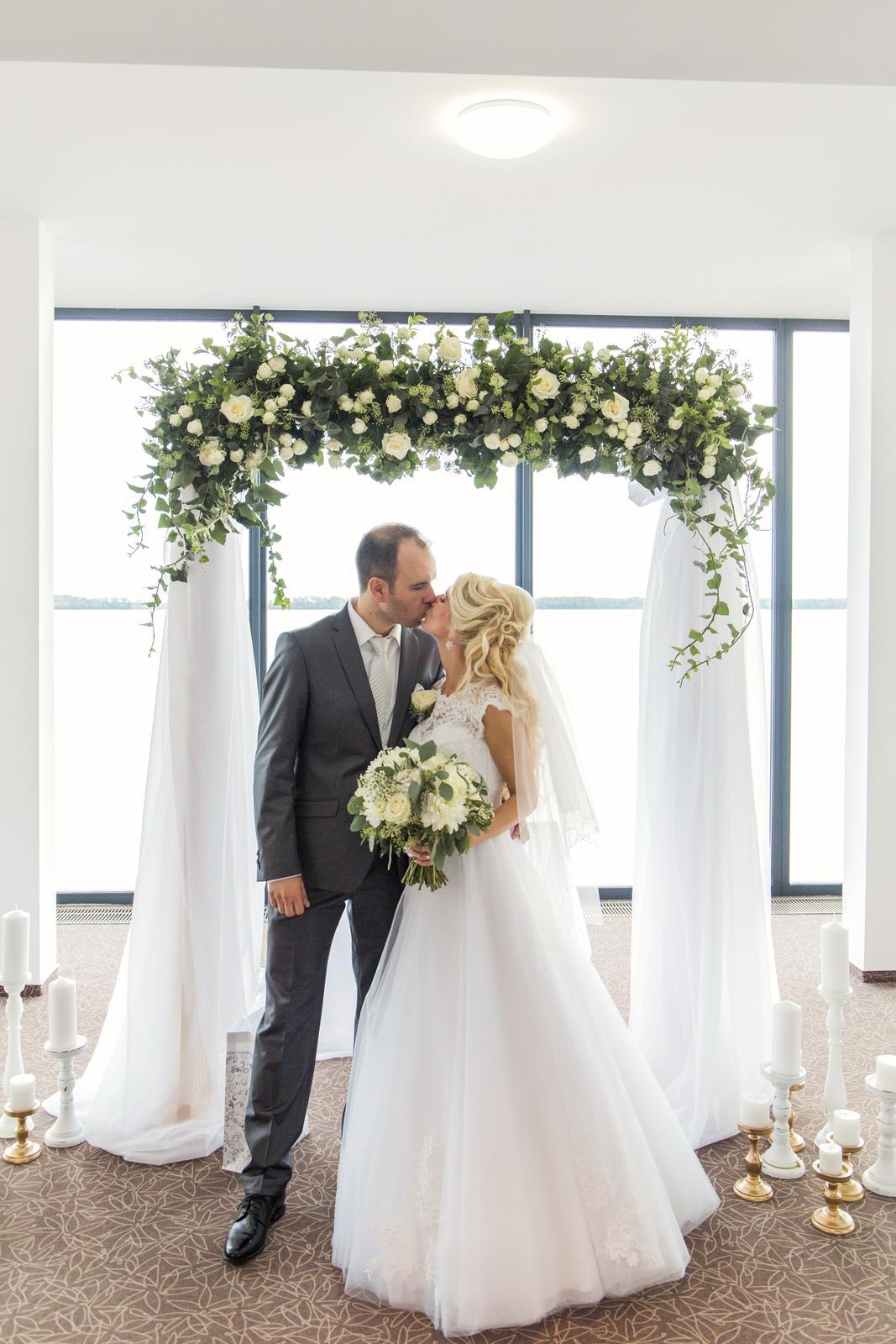 Barbara a Filip svadba Šírava 2018 - Obrázok č. 16