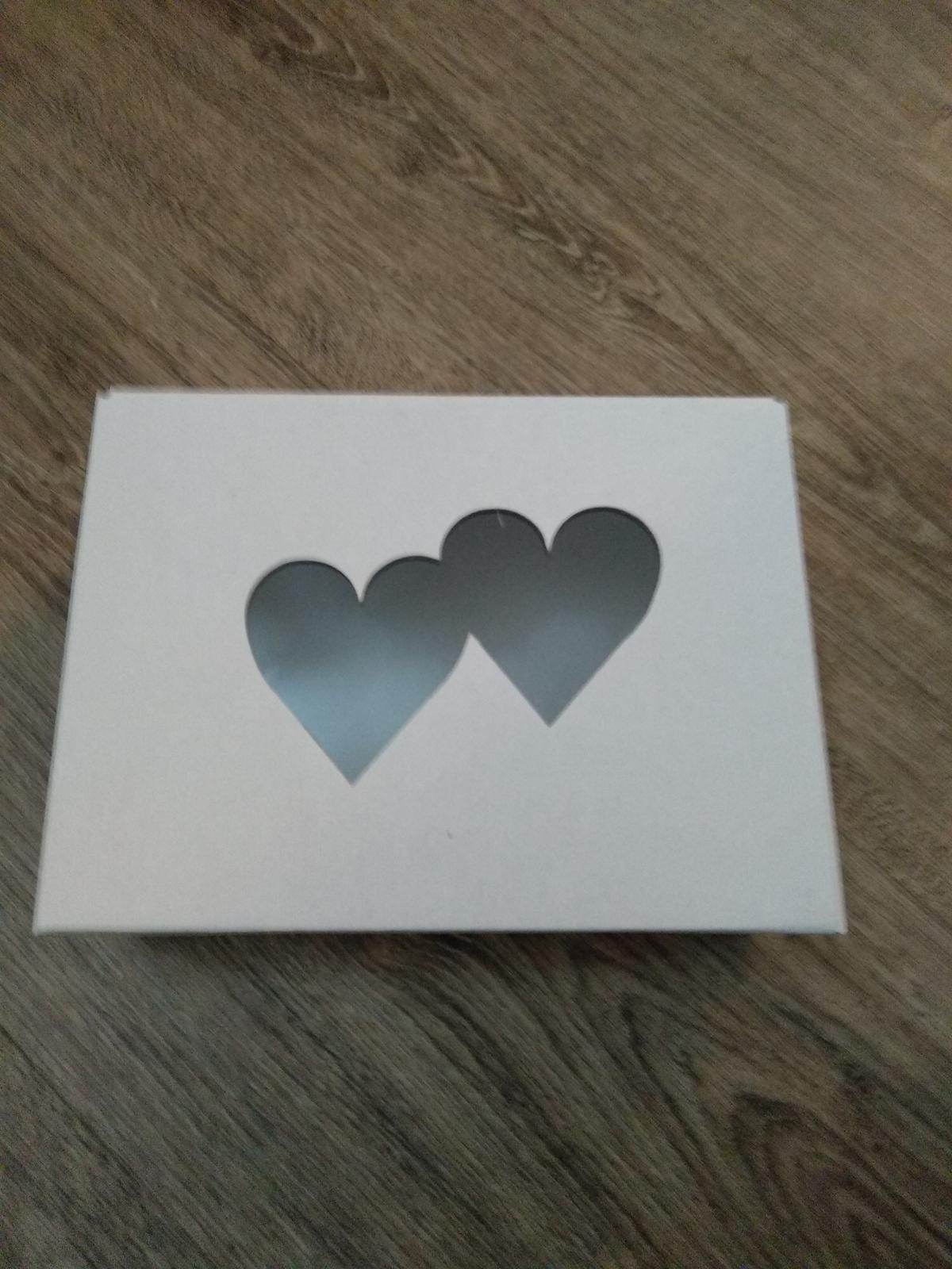 bílá+tmavě modrá výzdoba - Obrázek č. 1