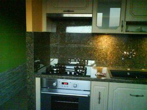 kuchyna nová