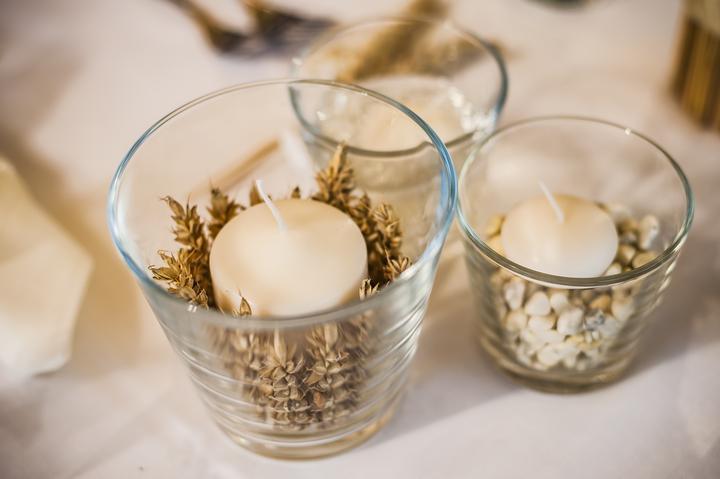 Svatební tabule v přírodním stylu -  inspirace.. - Pěkný nápad.