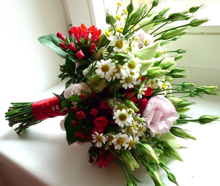 Svatební kytice - Obrázek č. 10