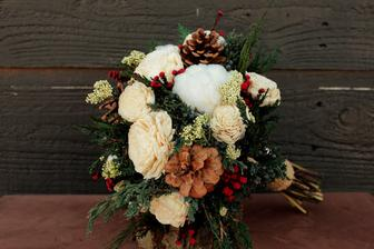 Svatební kytice - Obrázek č. 14