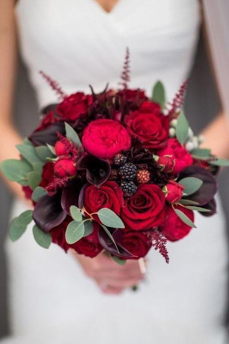 Svatební kytice - Obrázek č. 15