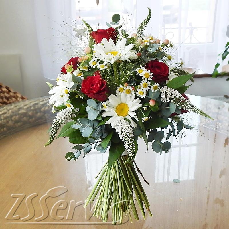 Svatební kytice - Obrázek č. 20