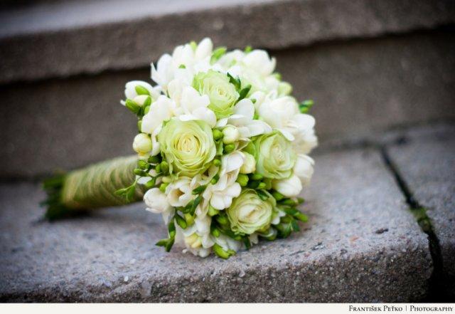 Svatební kytice - Obrázek č. 22