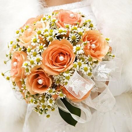Svatební kytice - Obrázek č. 23