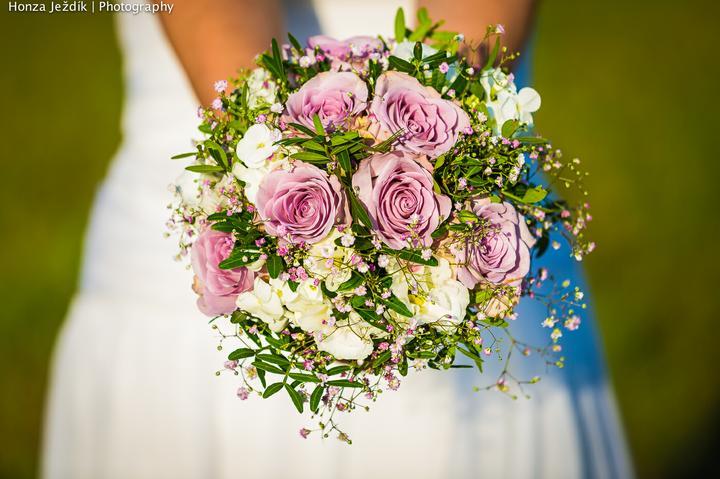Svatební kytice - Obrázek č. 24