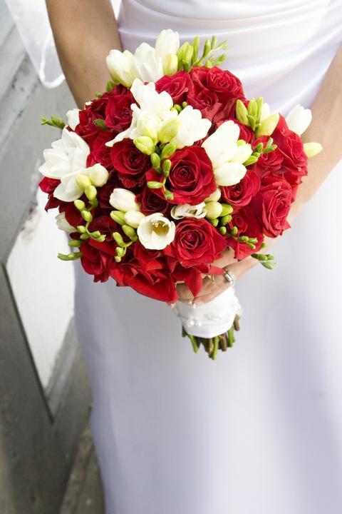 Svatební kytice - Obrázek č. 25