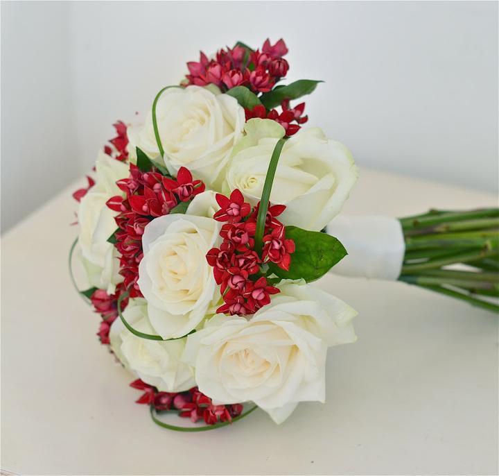 Svatební kytice - Obrázek č. 26