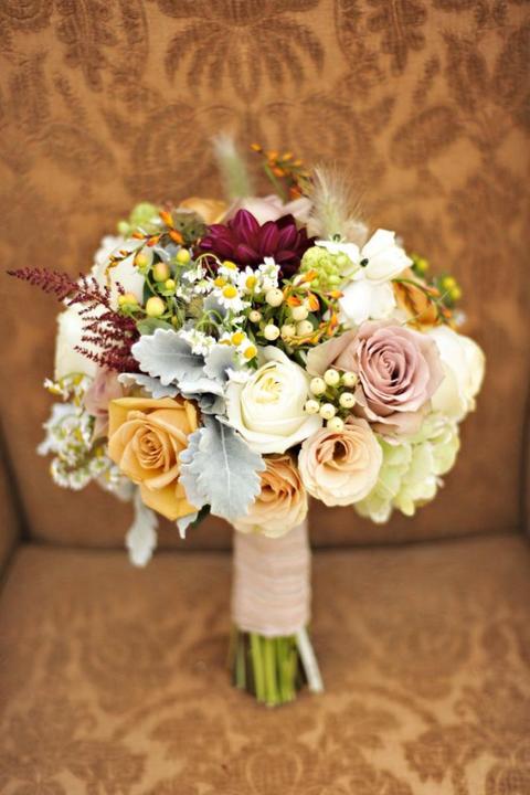Svatební kytice - Obrázek č. 27