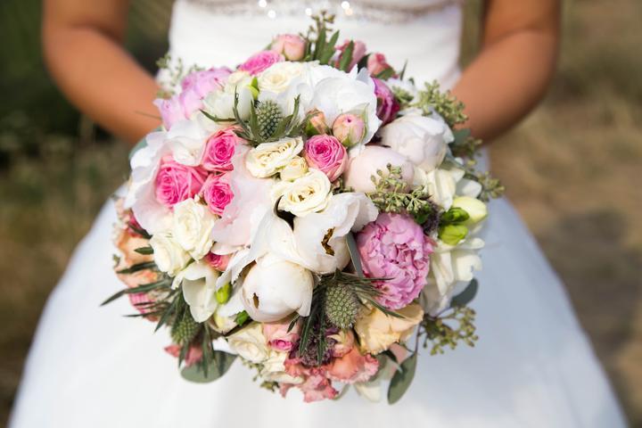 Svatební kytice - Obrázek č. 29