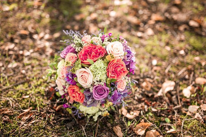 Svatební kytice - Obrázek č. 33
