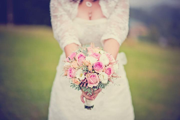 Svatební kytice - Obrázek č. 35