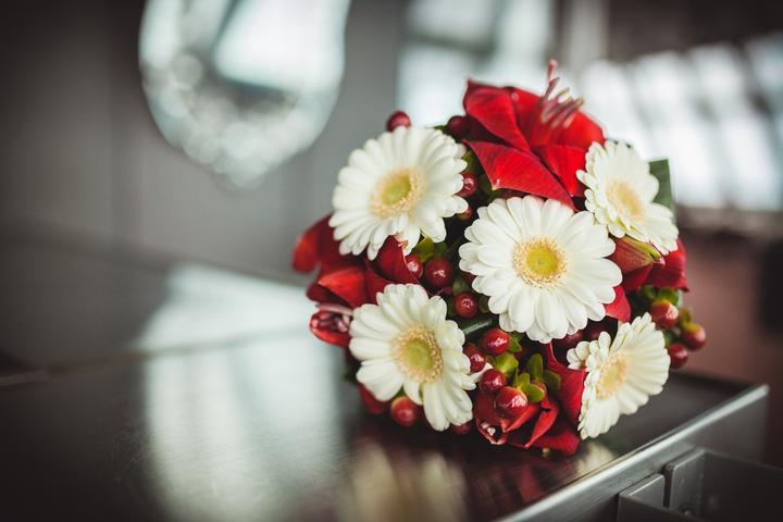 Svatební kytice - Obrázek č. 36