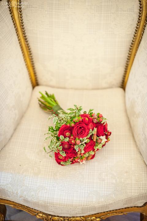 Svatební kytice - Obrázek č. 37