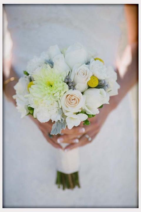 Svatební kytice - Obrázek č. 41