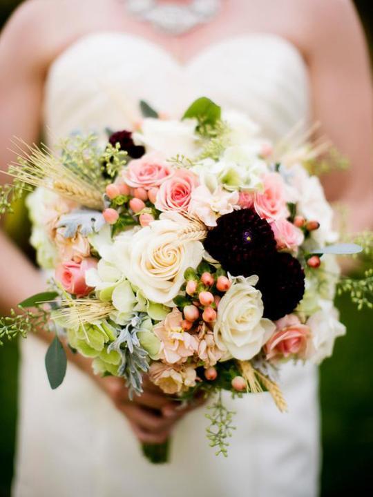 Svatební kytice - Obrázek č. 44