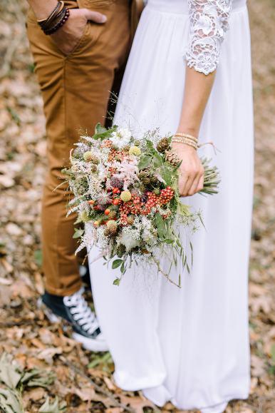 Svatební kytice - Obrázek č. 49