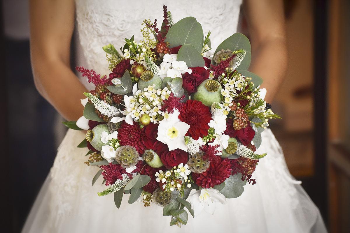 Svatební kytice - Obrázek č. 51