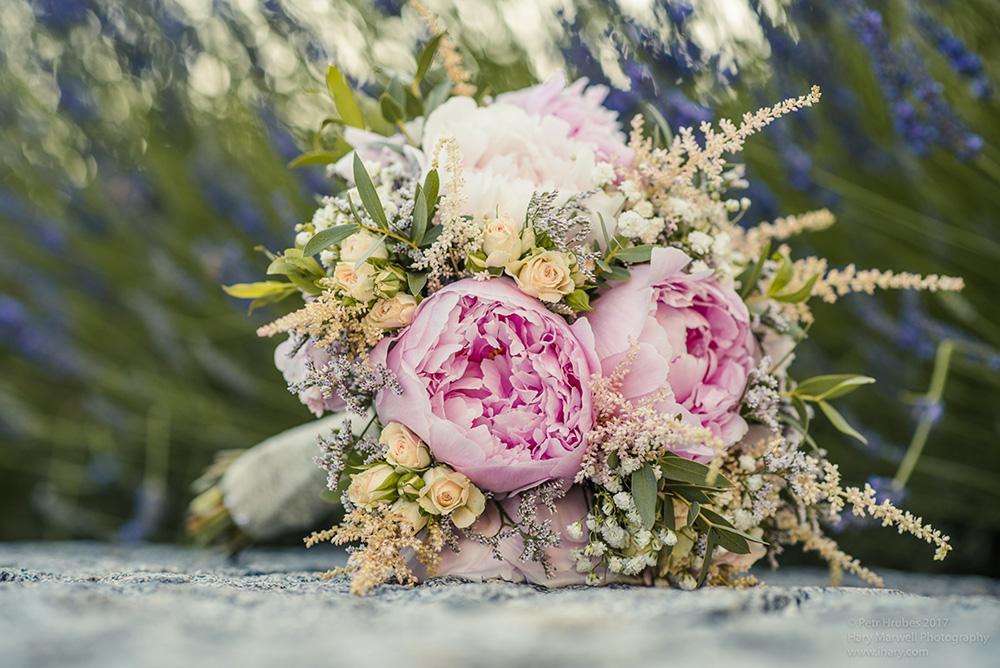 Svatební kytice - Obrázek č. 52