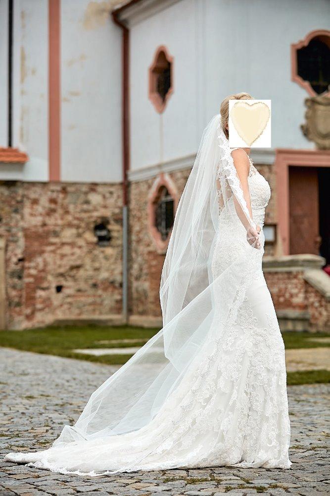svatební šaty Pronovias - Obrázek č. 1