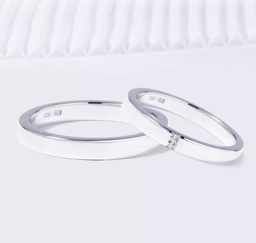 Čo už máme 7.5.2021 - snubné prstene od Klenota
