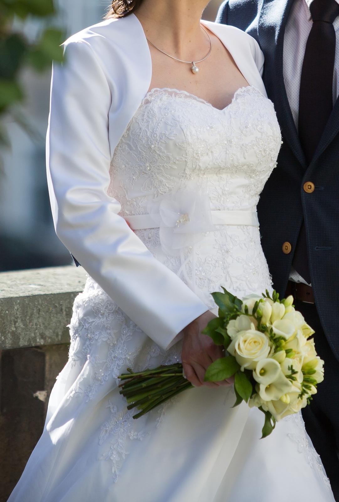Svatební bolerko - Obrázek č. 2