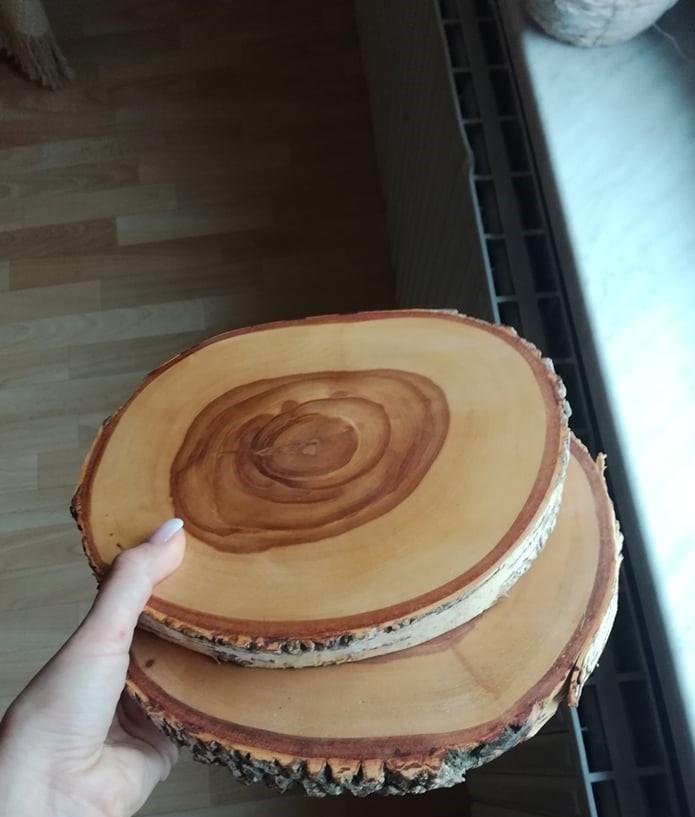 Dřevěné kulatiny -bříza - Obrázek č. 1
