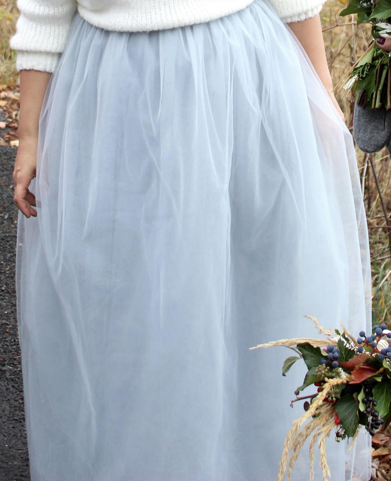 Svatební sukně - Obrázek č. 1