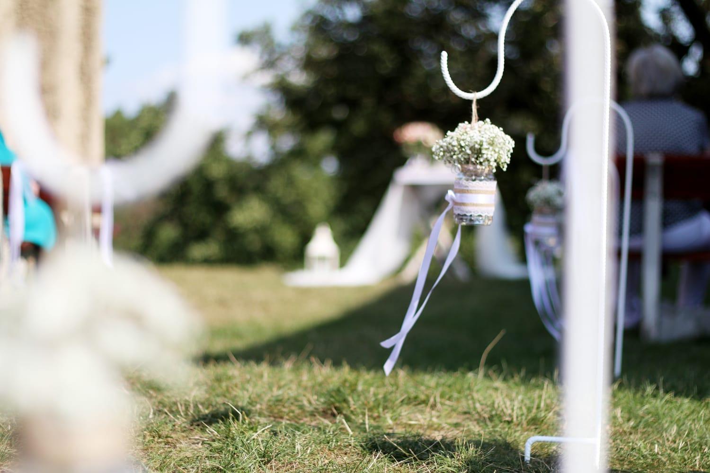Svatební zápichy (stojánky) - Obrázek č. 1