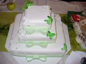 Svatebni dortik