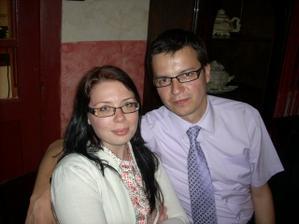 ja s mojou laskou na krstinach jeho neterky :-)