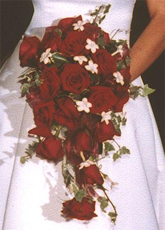 Calixia - Moja svadobná kytička.
