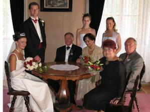 Rodičia - súrodenci a snúbenci :-)
