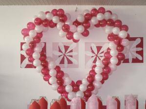 balóniky nesmu chýbať