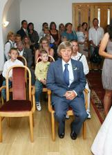 tatínek nevěsty