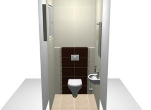 ..asi bude wc v bežovej, nie v bielej..