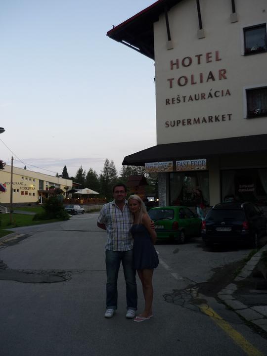 Katarina {{_AND_}}Michal - Honeymoon: Tatry