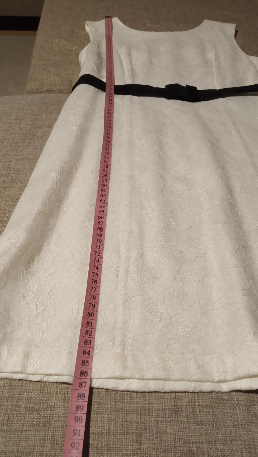 Krajkové šaty vel. 38 - Obrázek č. 4