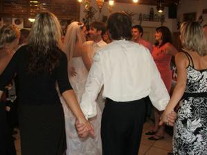 prví manželský tanec