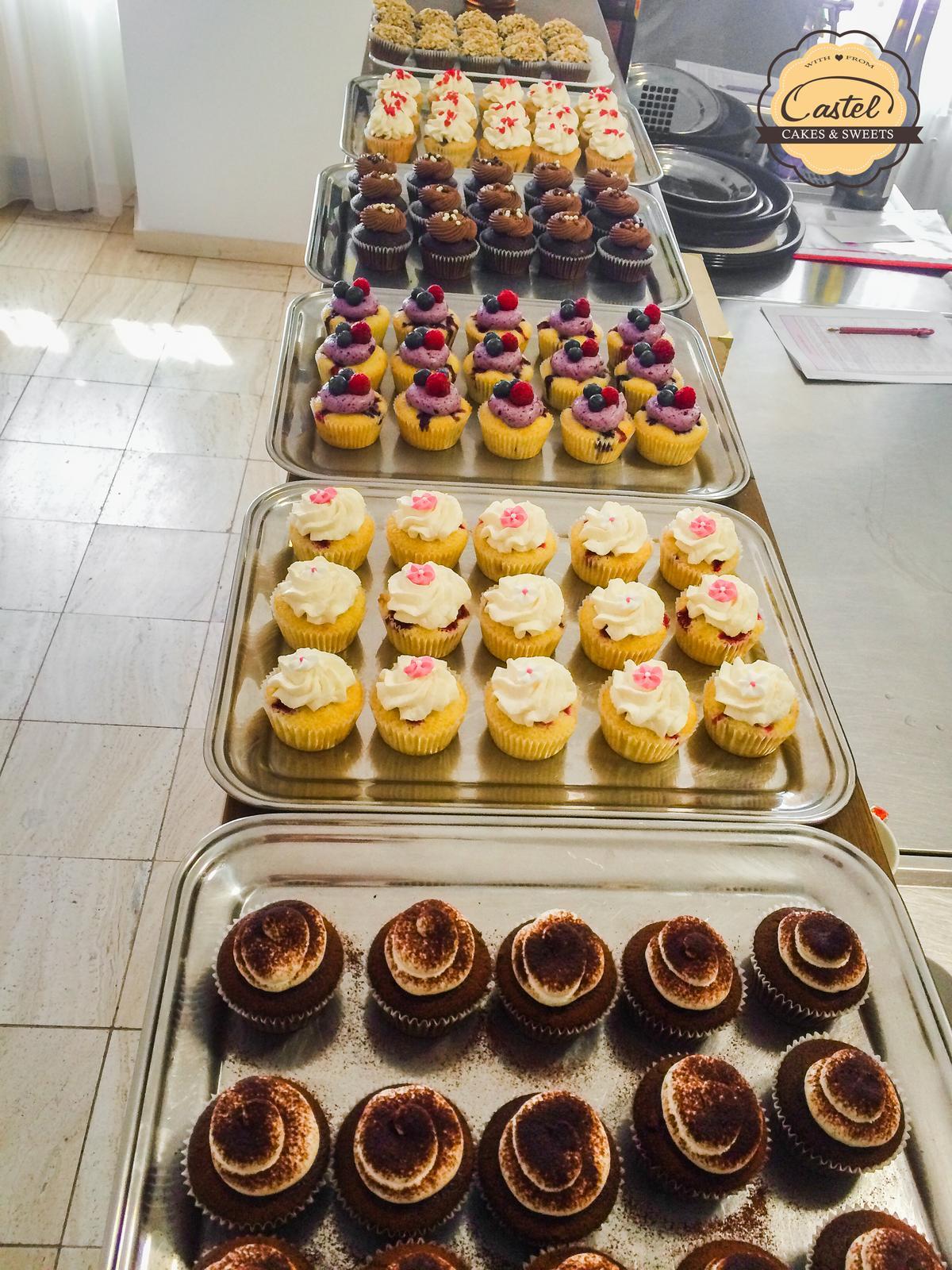 Candy Bar a sladké dobroty od Castel Cakes & Sweets - Http://castel.sk/cakes-sweets/