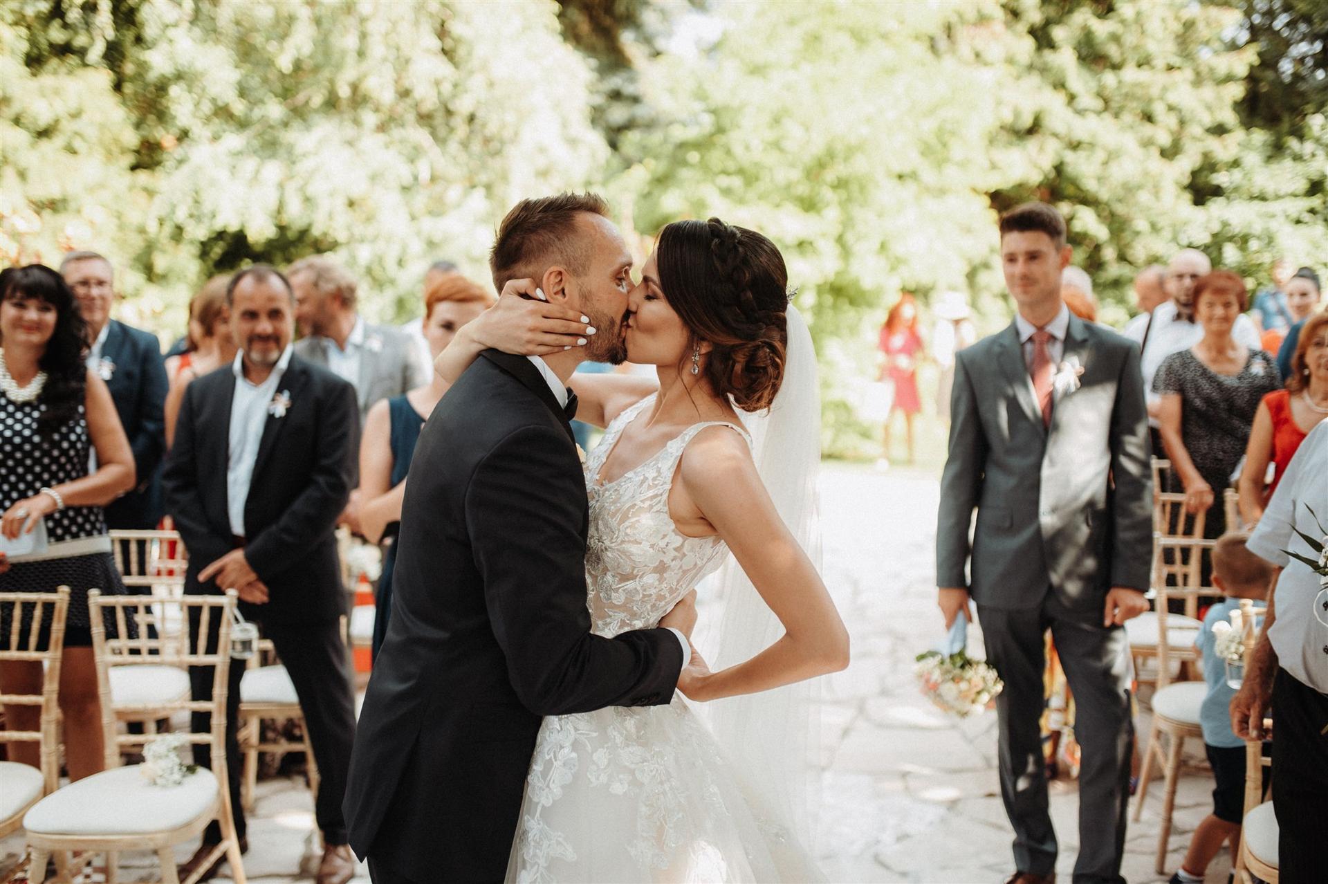 Vaša vysnená svadba v kaštieli v Mierove - Obrázok č. 29